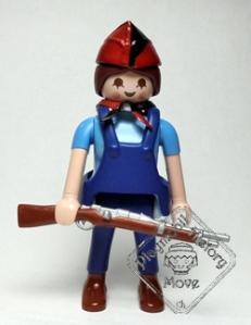 Miliciana CNT-FAI