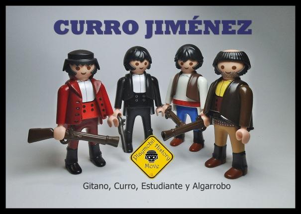 Serie Curro Jiménez