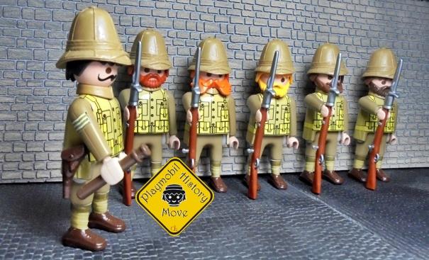 The Durham Light Infantry 1918 - RU